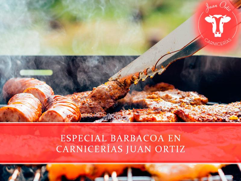 especial barbacoa en carnicerías Juan Ortiz