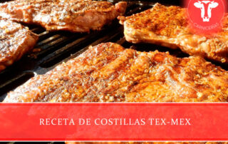 receta de costillas tex mex