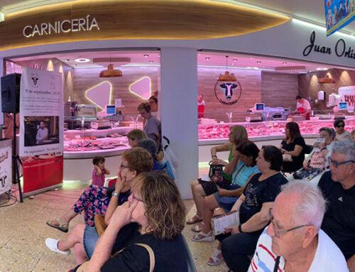 Master Class de cocina en Mercado de Las Lomas