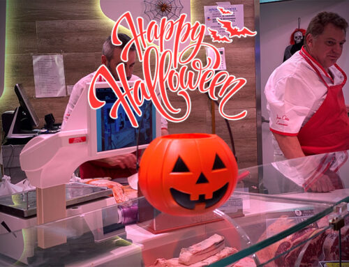 Feliz Halloween desde Carnicerías Juan Ortíz
