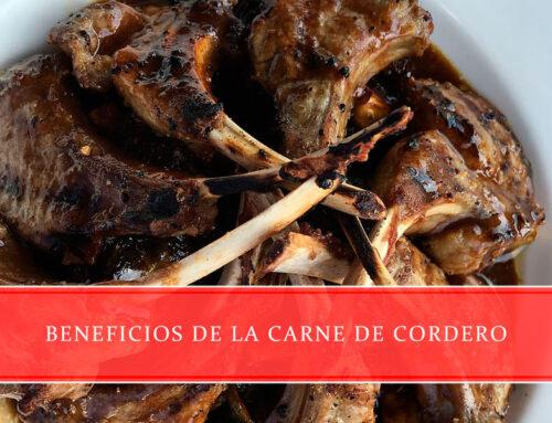 Beneficios de la carne de cordero