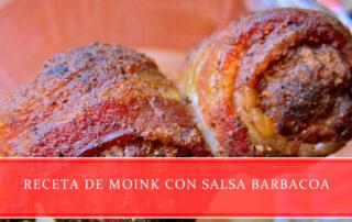 receta de moink con salsa barbacoa