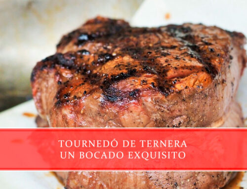 Tournedó de ternera: un bocado exquisito