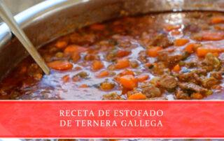 Estofado de ternera gallega - Carnicerías Juan Ortiz