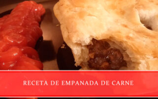receta de empanada de carne - Carnicerías Juan Ortiz