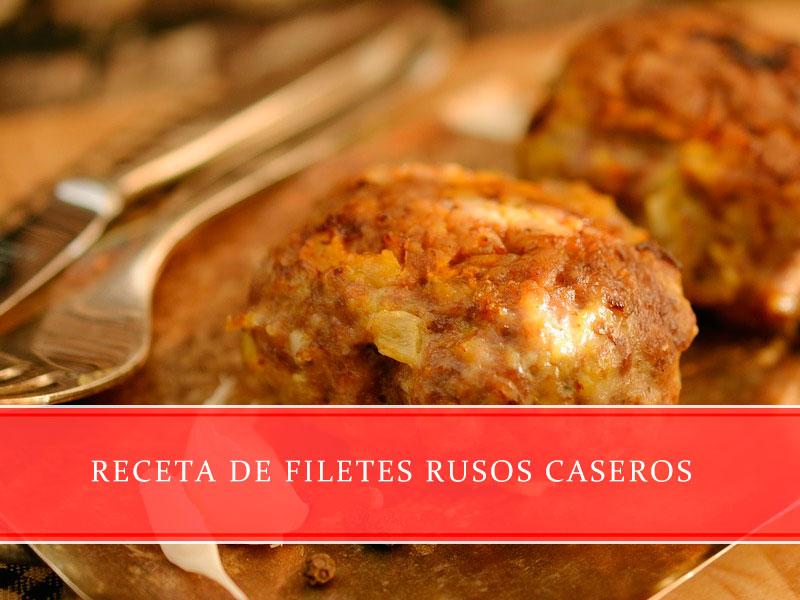 receta de filetes rusos caseros - Carnicerías Juan Ortiz