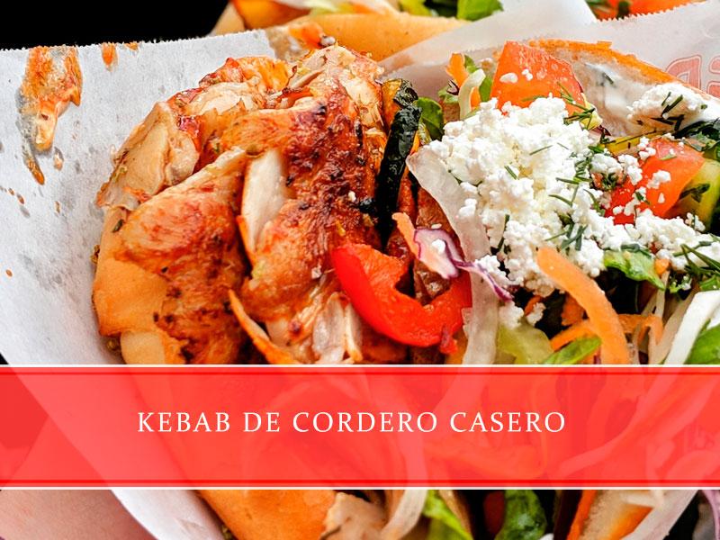 Kebab de cordero casero - Carnicerías Juan Ortiz